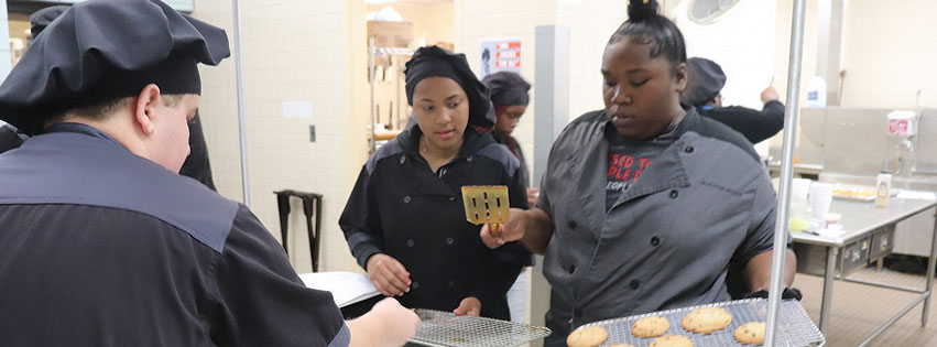 Woodruff's culinary program