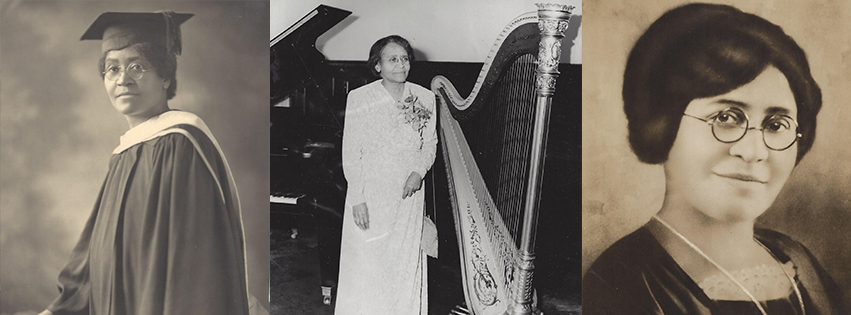 Annie Turnbo Malone, Peoria's first African American female millionaire