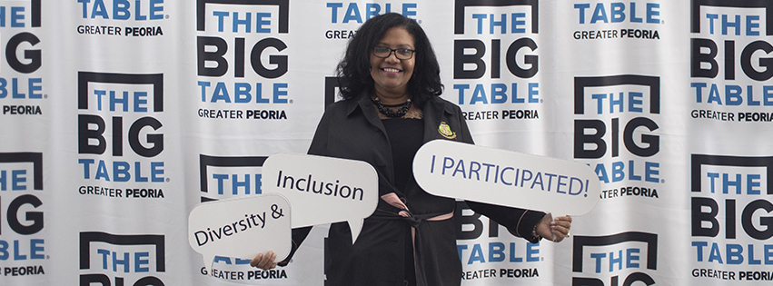 Diversity & Inclusion at The Big Table event