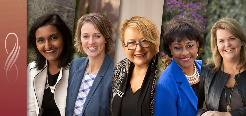 2020 Women of Influence recipients