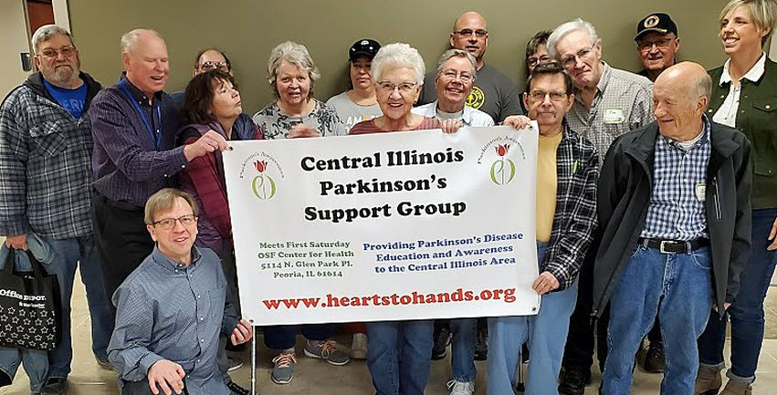 Central Illinois Parkinson's Support Group