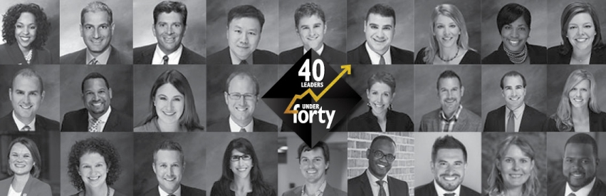 40 Leaders Under Forty alumni