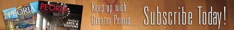 Subscribe to Peoria Magazine
