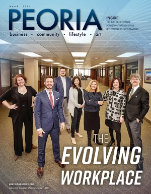 Peoria Magazine: March 2021