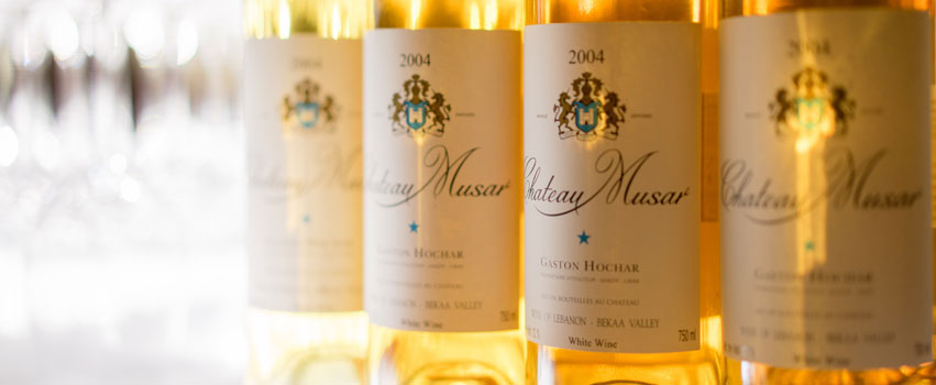 chateau musar wine