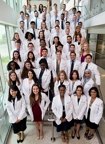 UICOMP welcomes its first class of firstyear medical students