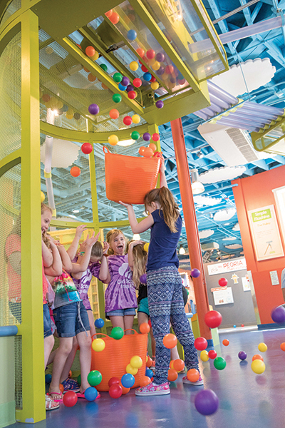 The Peoria PlayHouse Children's Museum