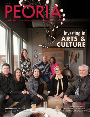 Peoria Magazine - April 2019
