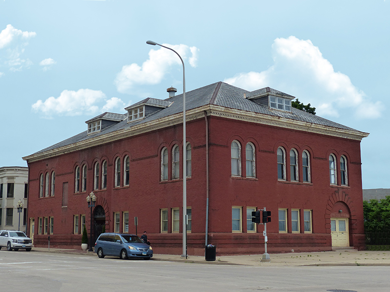The Peoria Women's Club