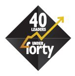 40 Leaders Under Forty