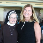Sister Judith Ann, Jan Wright