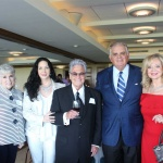 Kathy LaHood, Brandy & Joe Napoli, Ray LaHood, Sally Bosch