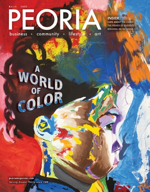 Peoria Magazine March 2020