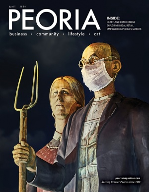 Peoria Magazine: April 2020