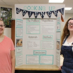 Illini Bluffs high school, Student Research Showcase