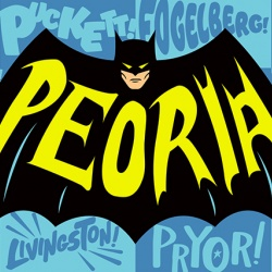 Jeremy Berkley's 'Peoria Batman'