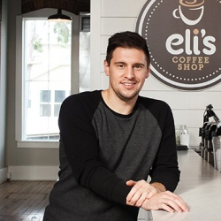 Eli's Coffee co-owner Weston Berchtold uses his entrepreneurial skills to find new solutions and growth opportunities in the business.