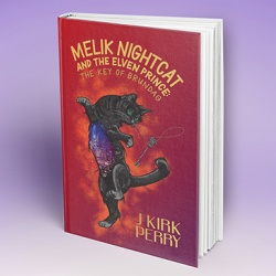 Melik Nightcat and the Elven Prince: The Key of Brundag