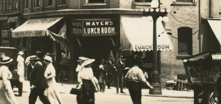 Mayer's Lunchroom