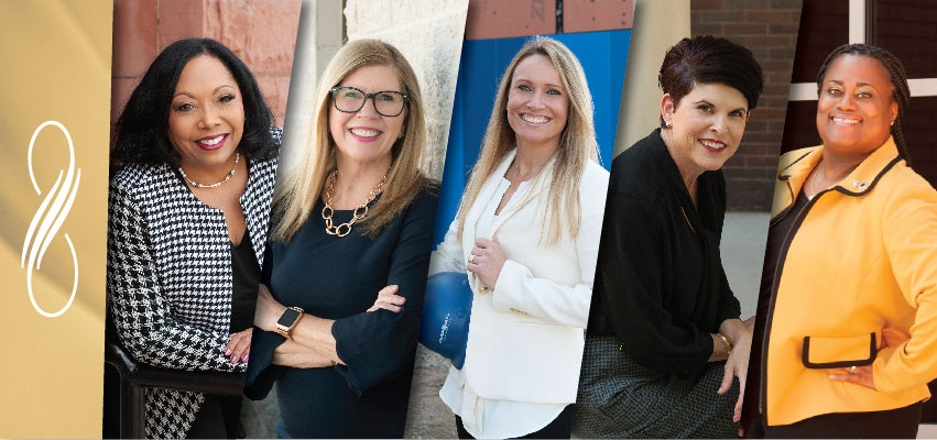 2019 Women of Influence recipients