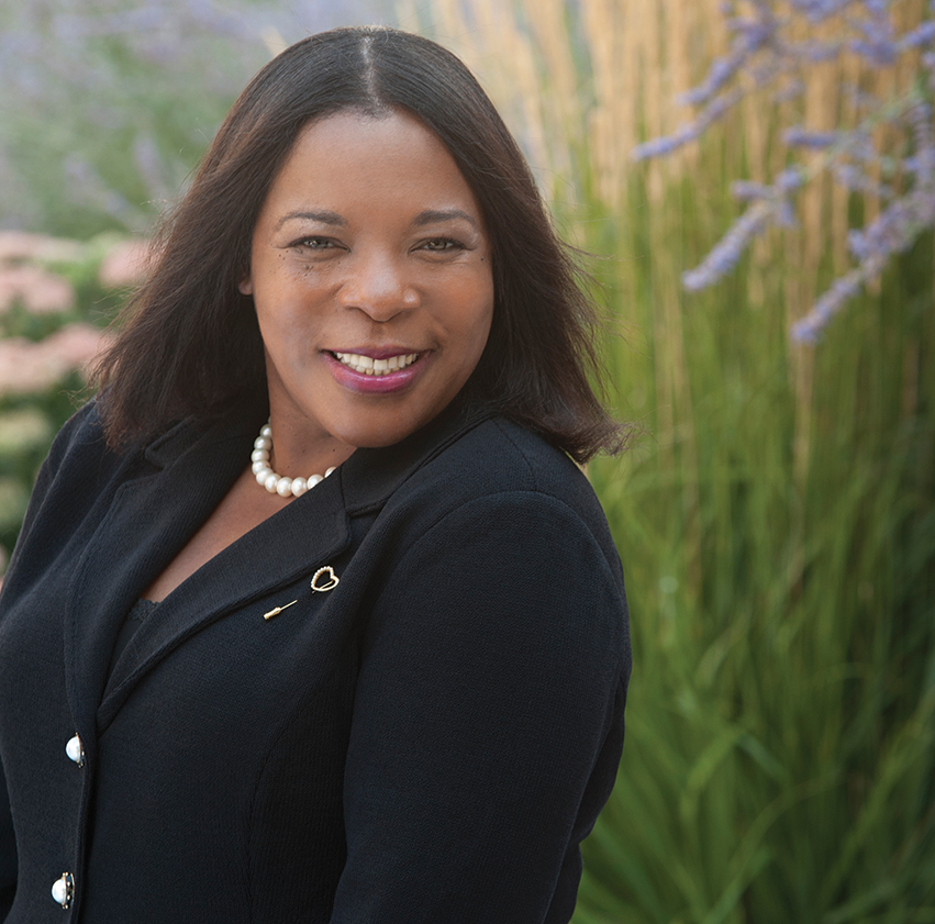 Judge Alicia Washington